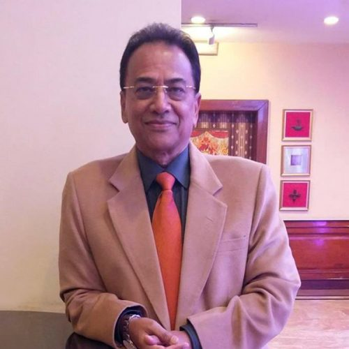 Mr Anand Tuladhar