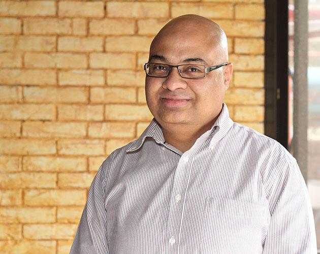 Mr Ashutosh Tiwari