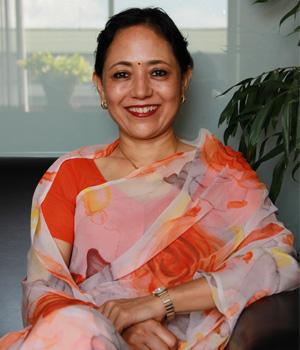 Ms Barsha Shrestha