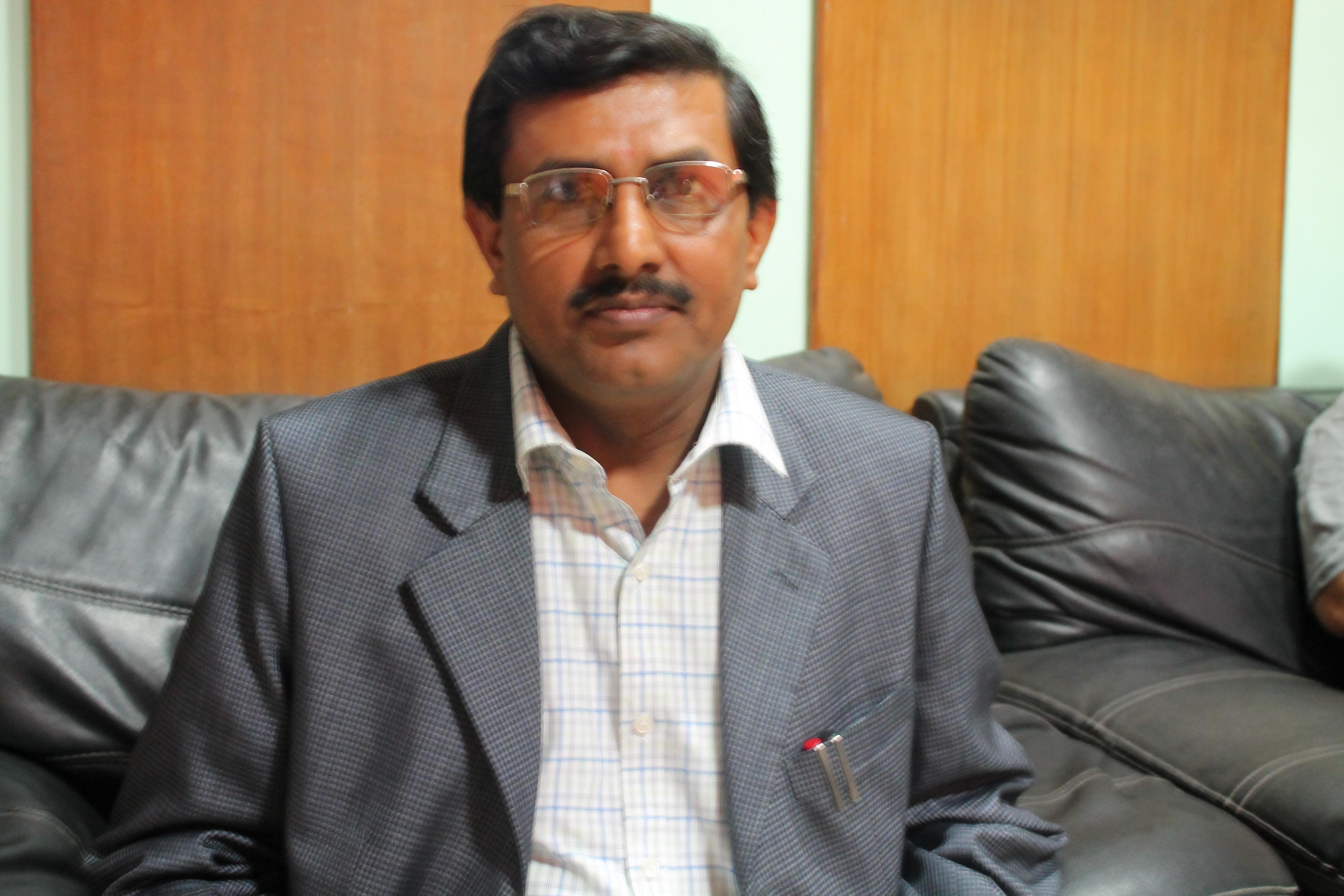 Mr Birendra Kumar Mishra