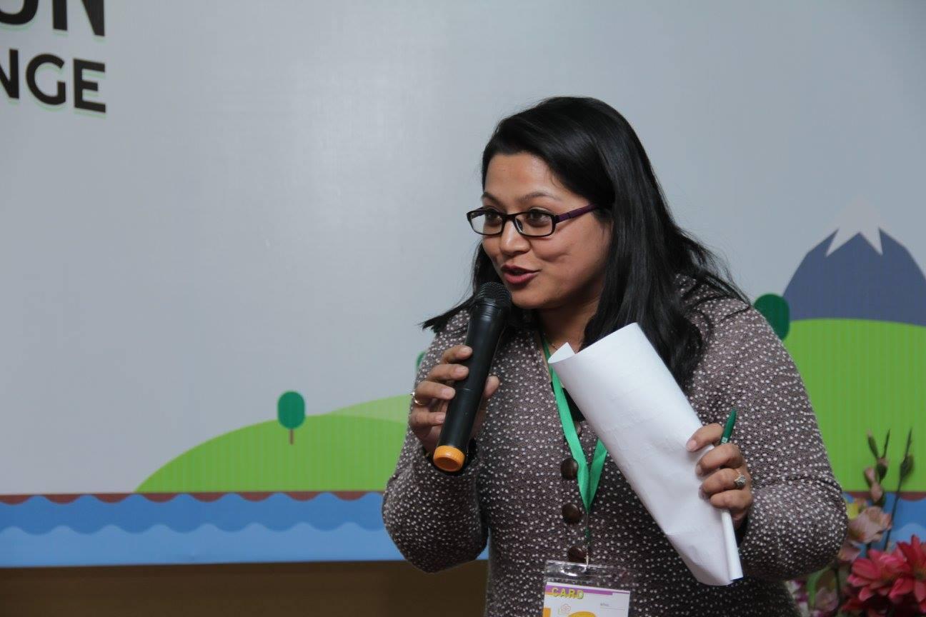 Ms Deepa Shakya