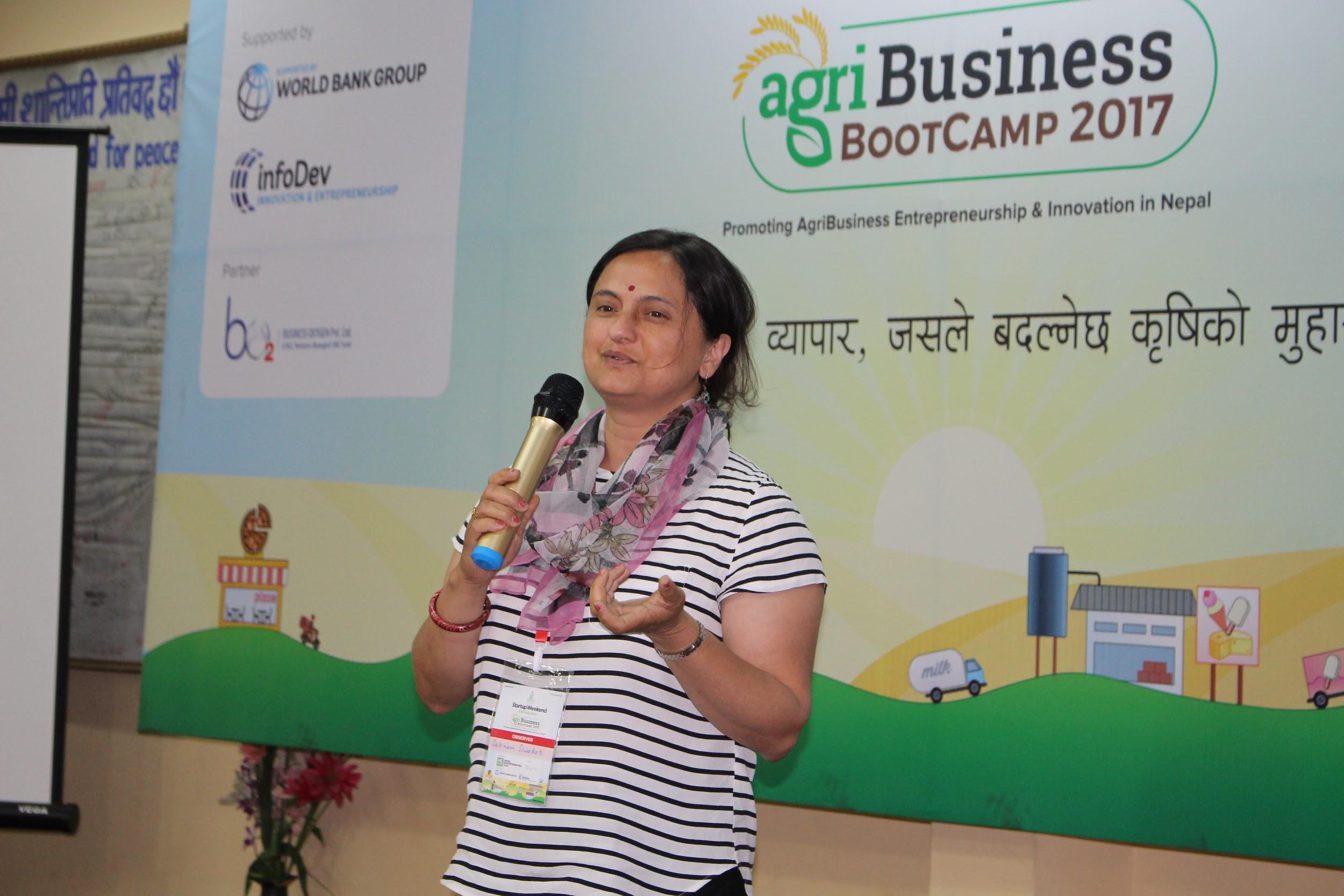 Ms. Shabnam Shivakoti